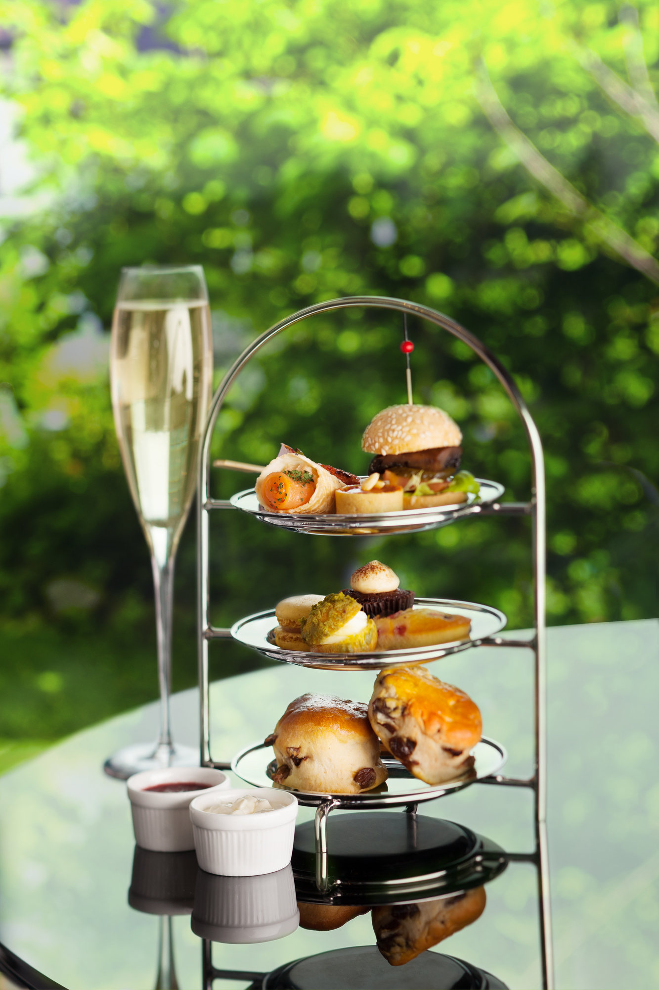 The Champagne Bar - Sweet, Savory and Bubbles